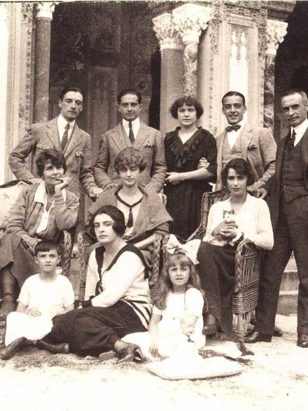 Famiglia Crespi