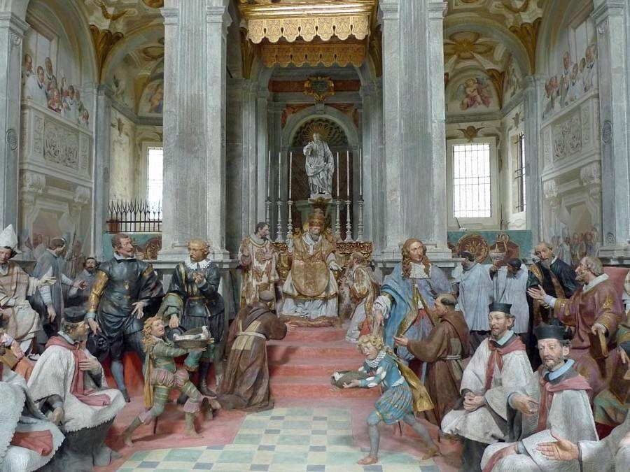 Sacro Monte di Orta San Giulio