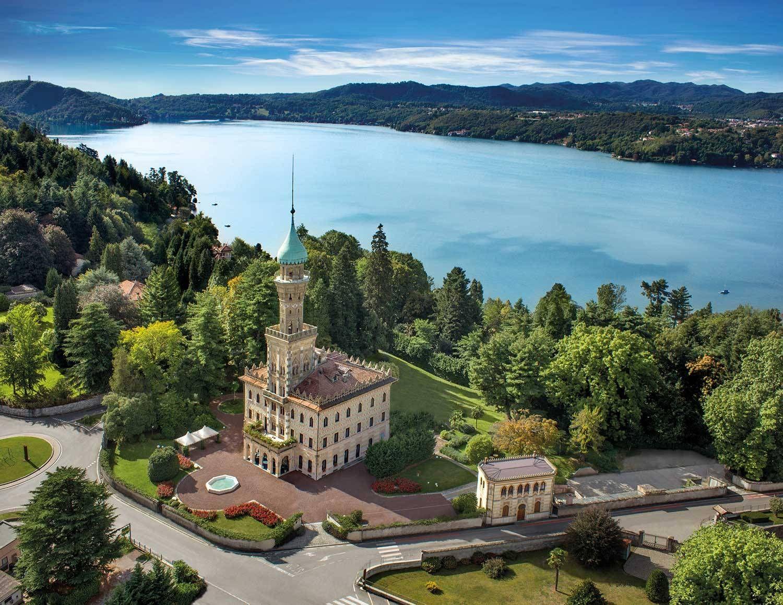 Villa Crespi hotel 5 stelle lusso lago d'orta