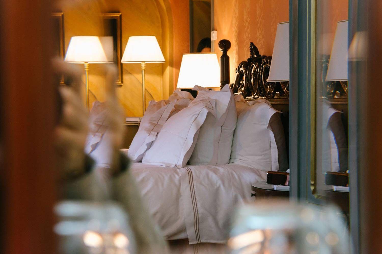 camera villa crespi classic rooms