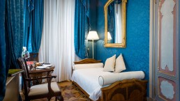 Camere hotel villa crespi