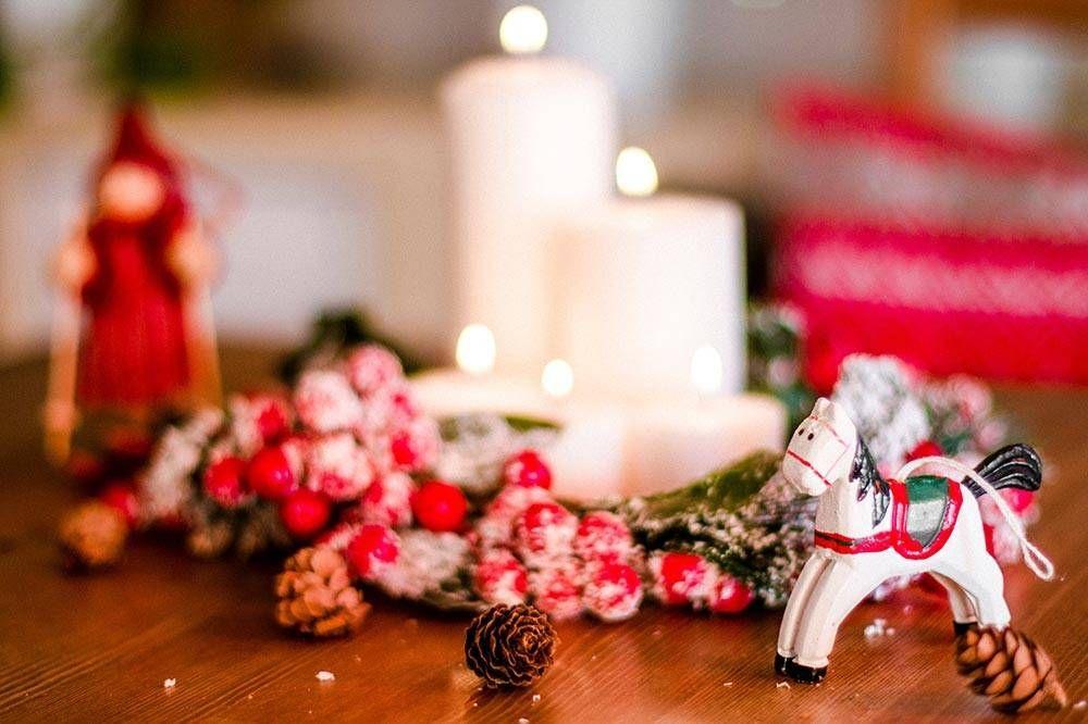 Dolce Natale Villa Crespi