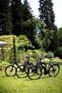 Villa Crespi e-bike