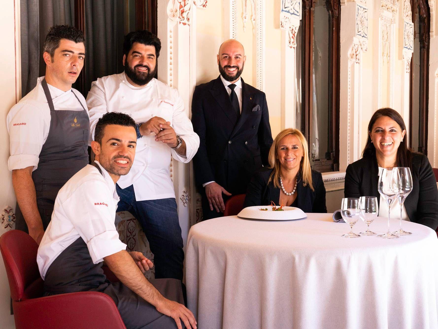 Villa Crespi - miglior ristorante italiano