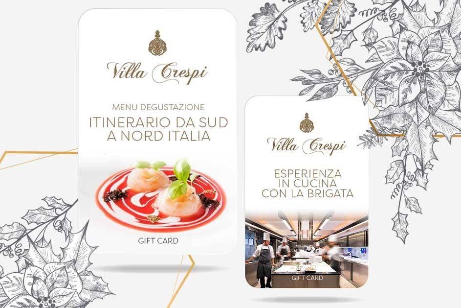 Villa Crespi Store Online